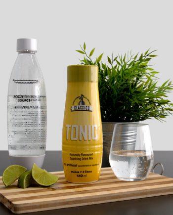 sodastream tonica
