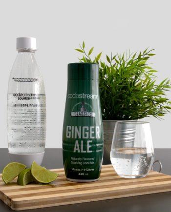 sodastream ginger ale