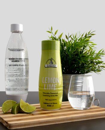 sodastream lima limão