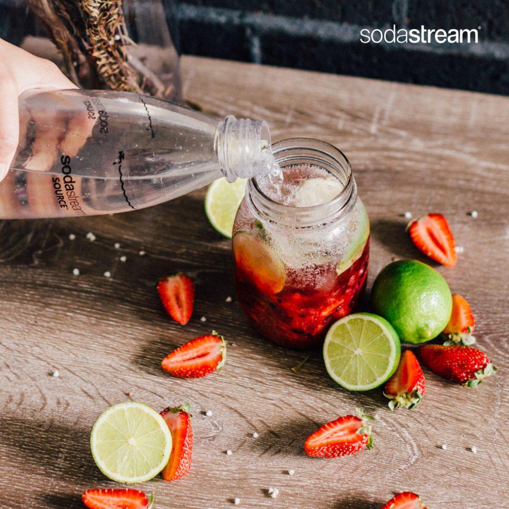 5 Ingredientes Saudáveis Combinados Com a SodaStream